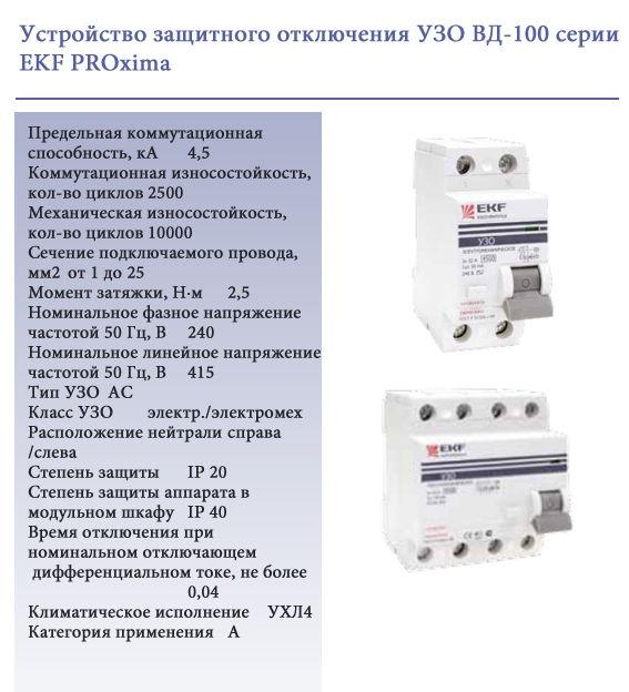 УЗО | устройство защитного отключения купить по низким ...